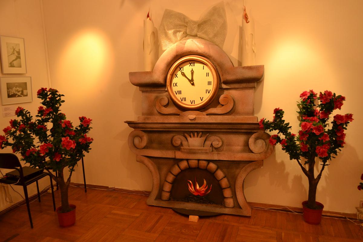 Магистранты посетили Театральную галерею на Малый Ордынке.